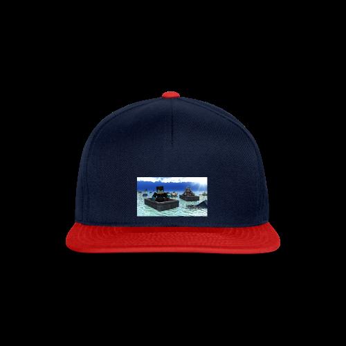 mit freundin auf der see - Snapback Cap