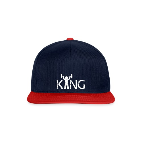 King of the Gym - Snapback Cap