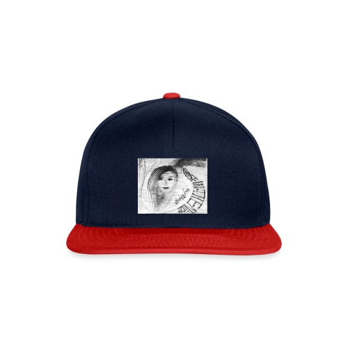 ghost in the night - Snapback Cap