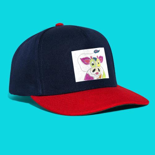 Vrolijke koeien - Snapback cap