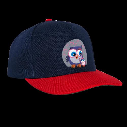 10-31 OWLS - PÖLLÖT - Snapback Cap