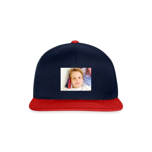first design - Snapback Cap