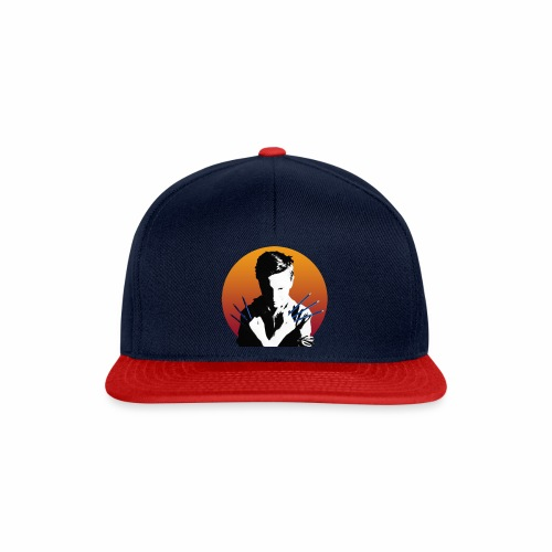 Wolvedraw - Casquette snapback