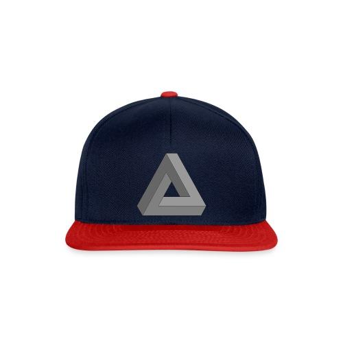 Unmögliches Dreieck - Snapback Cap