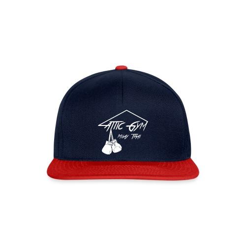 AtticgymFINAL - Snapback cap