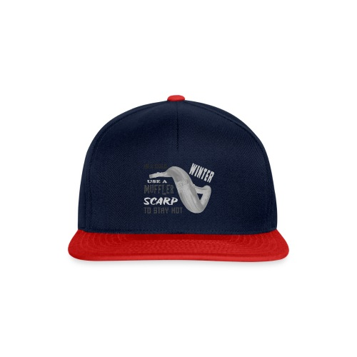 In a cold winter - Gorra Snapback