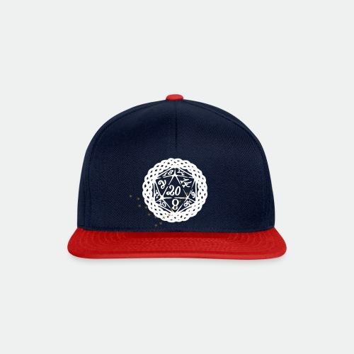 Snowflake Starglitter - Snapback Cap