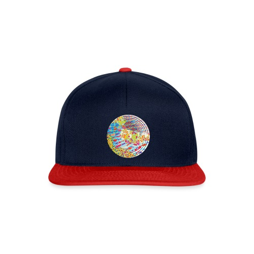 Unfold - Snapback Cap