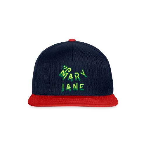 Mary Jane - Snapback Cap