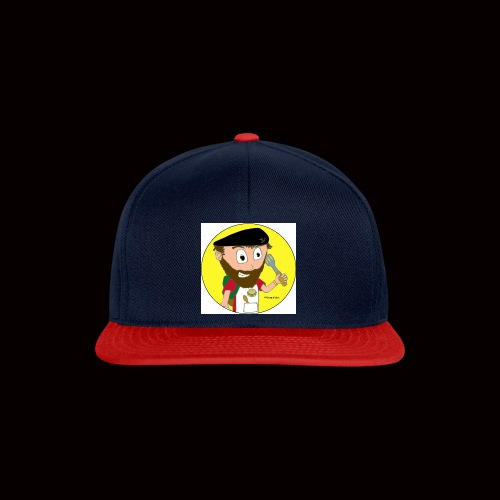 r svg - Casquette snapback