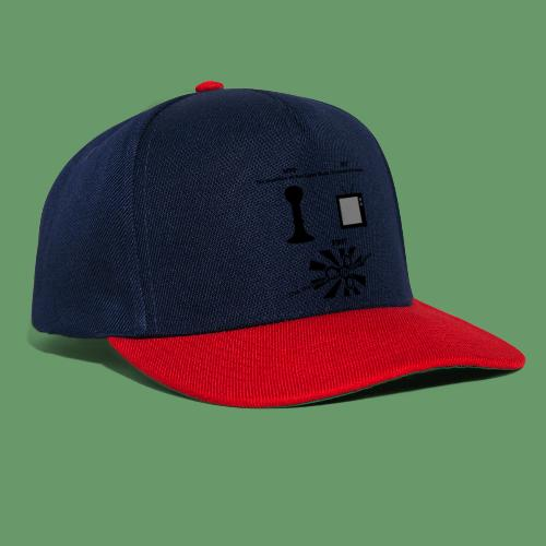 inventions over time - Snapback Cap