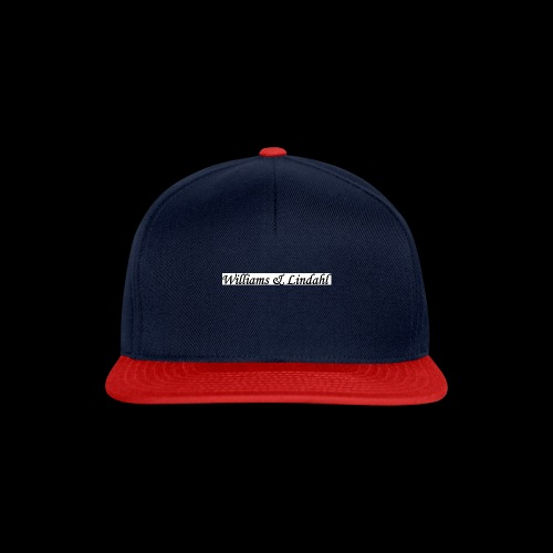 Williams & Lindahl - Snapback Cap