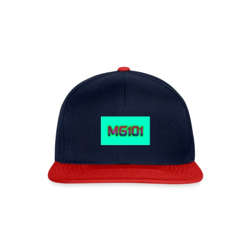 MG101 Designs - Snapback Cap