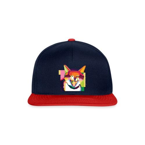p3tshirt - Snapback Cap