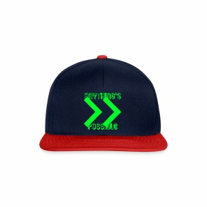 Future Clothing - Anything's Possible (Green) - Snapback Cap