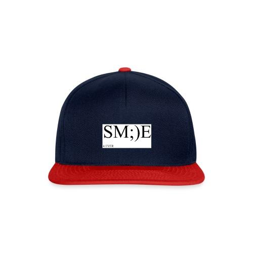 SM;)E 4 EVER - Snapback Cap