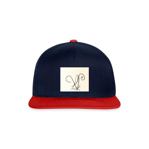 Vialenci symbol Design by Nadine vial - Snapback Cap