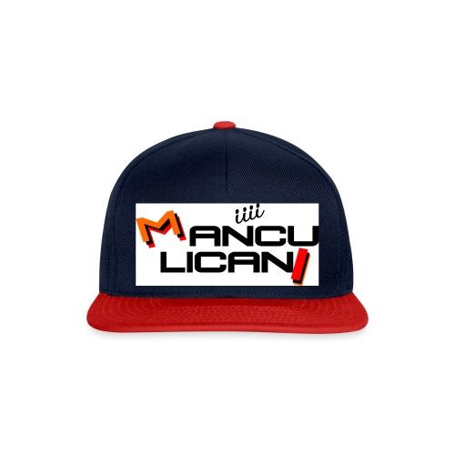 manculicani - Snapback Cap