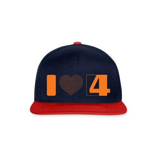 ILoveS4G 01 07 png - Snapback Cap