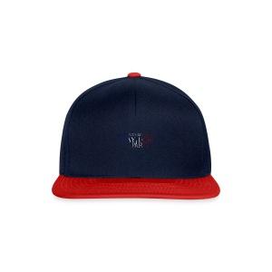 Pray for paris with France flag - Snapback cap