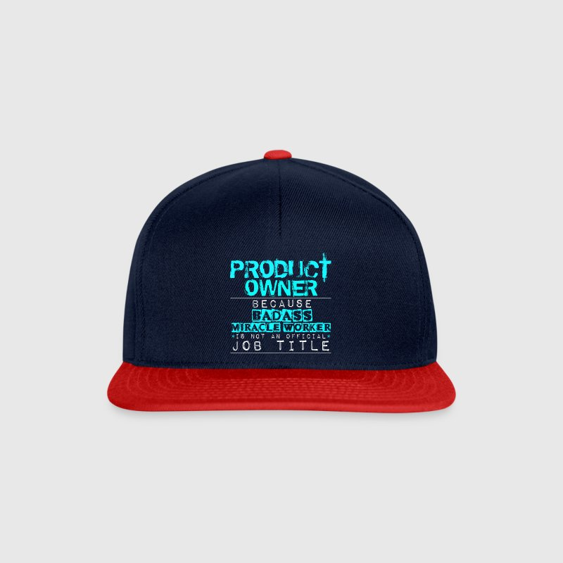 Product Owner - Snapback Cap