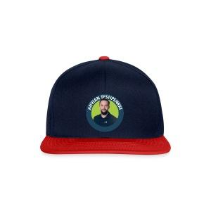 Lasten ruokalappu - Snapback Cap
