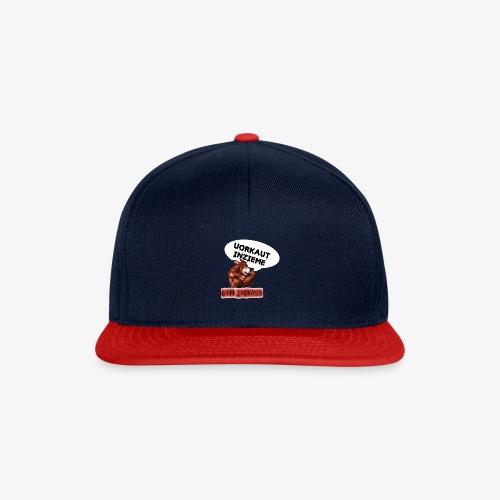Uorkaut inzieme - Snapback Cap