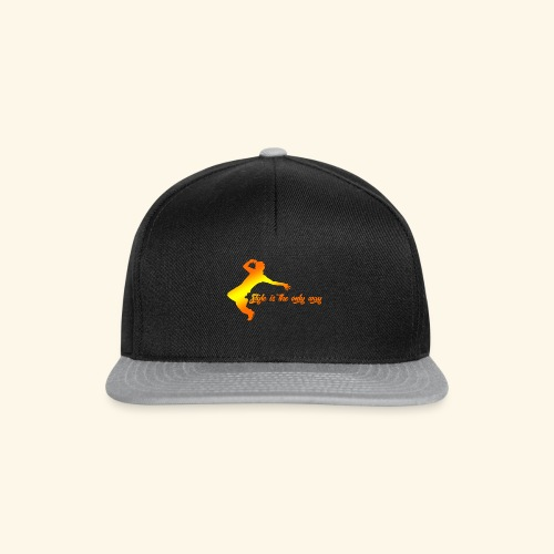 Style is the only way - Snapback Cap