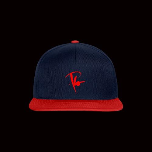 Plo Rotes Logo - Snapback Cap