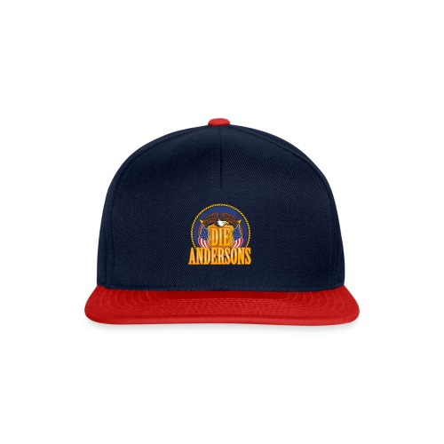 Die Andersons - Merchandise - Snapback Cap