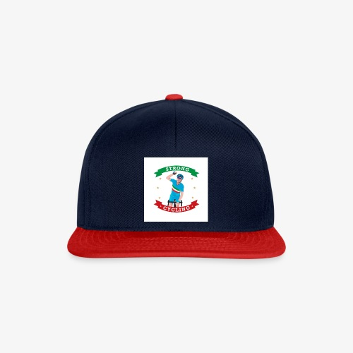 IMG 2974 - Snapback Cap