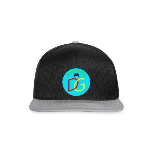Dude Gaming - Snapback Cap
