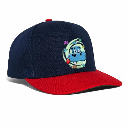 GP10-5B HIPPO SHOW -Textile and Gift Products - Snapback Cap