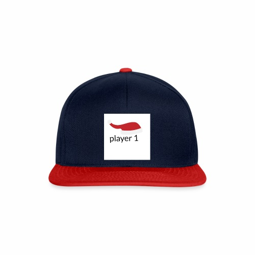 player 1 - Gorra Snapback