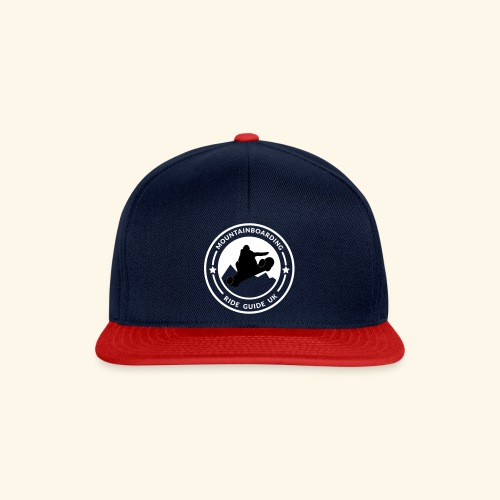 MBRG - Snapback Cap