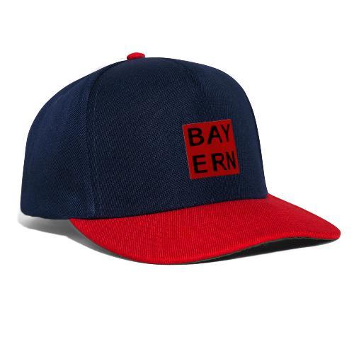 Bayern - meine Heimat - Snapback Cap