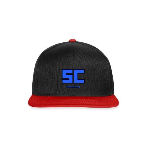 SquaredCircle Logo - Snapback Cap