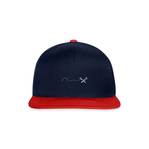 Criminal Stance Car Logo - Snapback Cap