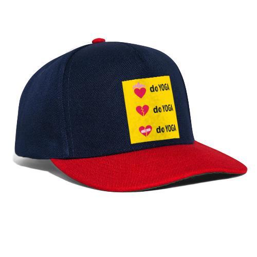 DO YOGA - Snapback Cap