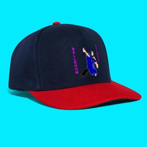 Ballroom Stars 2 - Snapback Cap