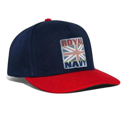 ROYAL NAVY - Snapback Cap