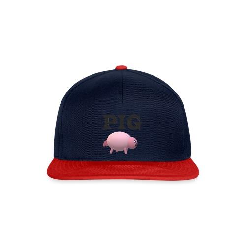 PIG - Snapback Cap