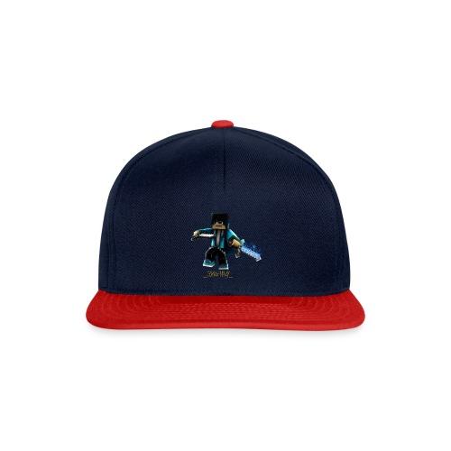 BlitzWolfs Merch - Snapback Cap