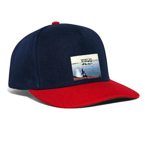 Beachgirl - wild and free - Snapback Cap