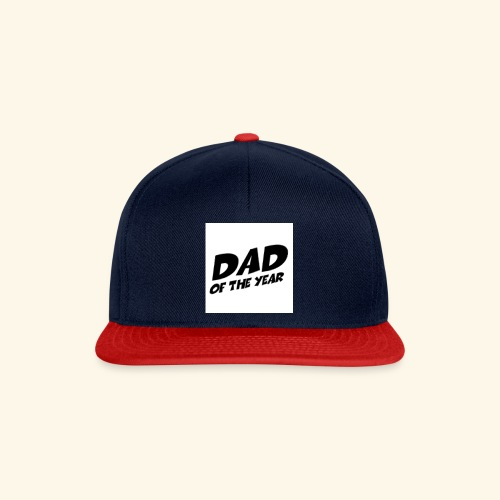 Årets pappa - Snapback-caps