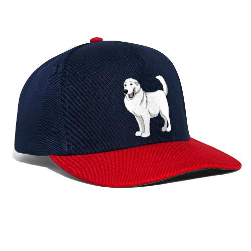 Gentle Giant Pyrenean Mountain Dog - Snapback Cap