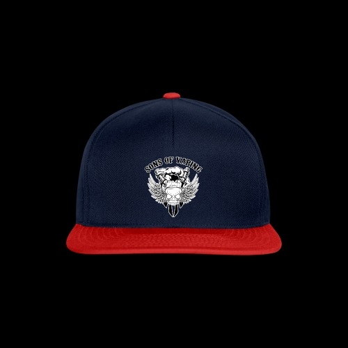 Sons Of Vaping - Snapback Cap