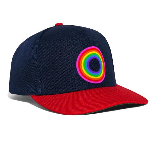 Eternal Rainbow - Snapback Cap