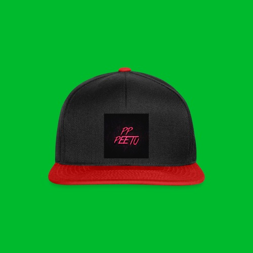 Ppppeetu logo - Snapback Cap