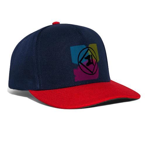Logo Japones color - Gorra Snapback